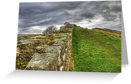 A Very Old Wall... by VoluntaryRanger