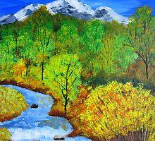 Running Creek by maggie326