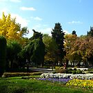 Autumn in the park by Maria1606