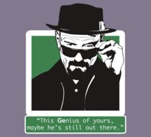 Heisenberg, This GEnius... by Théo Proupain