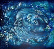 """""""Neptune"""" by Tatjana Larina"""