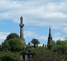 John Knox Memorial, Glasgow by ElsT