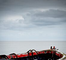 Little Red Row Boat by Josephine Pugh