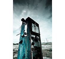 Pump Photographic Print