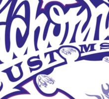 Anchorhead Customs Sticker