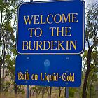 Welcome to the Burdekin by Kim Austin