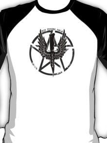 Supernatural Demon Hunting Crest T-Shirt