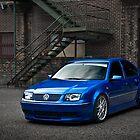 VW Jetta GLI by trussphoto