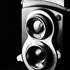 Vintage Camera by Amanda Roberts