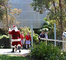 Santa downunder by jayview
