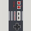 Classic NES Controller by mechantefille