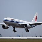 Air China by Ian Creek