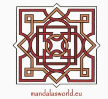 Arabian Mandala n2  by Mandala's World