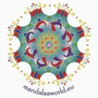 Turkish Mandala n1 by Mandala's World