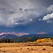 Storms Along Kenosha Pass by John  De Bord Photography