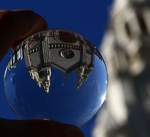 the World in my Hands ~ Sts Peter and Paul by fototaker