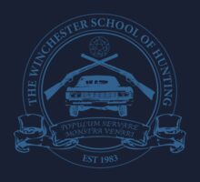 Winchester School of Hunting (Clean) by digitalsprawl