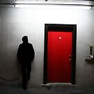Red Door by unusuwall