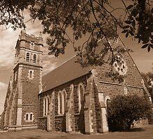 church at Westbury by gaylene