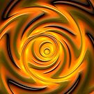 Spiral Fire iP4 by Hugh Fathers