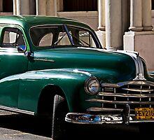 Pontiac Silver Streak, Havana, Cuba by buttonpresser