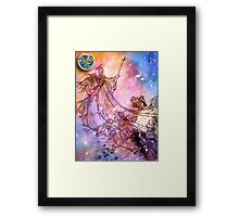 LORE OF THE ANCIENTS Framed Print
