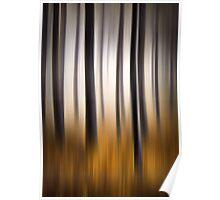 Forest Essence - Autumn Landscape Vertical Panning Poster