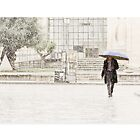 rain walk by mamuphoto