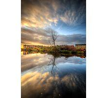 Suburban Sunrise 7.0 Photographic Print