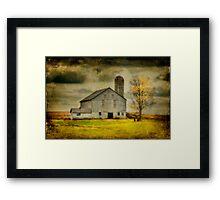 Looking For Dorothy Framed Print