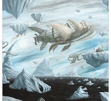 The Antarctic Experiment by InsectsAngels