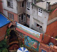 Tibet Guest House 2 by teresalynwillis