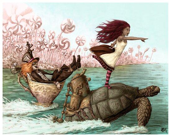 MACH Turtle by Bethalynne Bajema