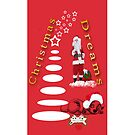 (◡‿◡✿) (◕‿◕✿) Christmas Dreams IPhone Case (◡‿◡✿) (◕‿◕✿) by ╰⊰✿ℒᵒᶹᵉ Bonita✿⊱╮ Lalonde✿⊱╮