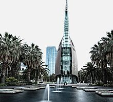 Perth Bell Tower by Peter Hodgson