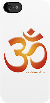 Buddhist Colors Om Mantra by Mandala's World