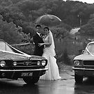 Mustang Wedding by Andrew (ark photograhy art)