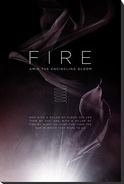 Fire and the Encircling Gloom by Paul Lee