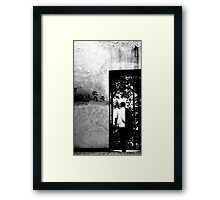 The 'Berns Effect' Framed Print