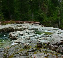 Top of MYRA FALLS BC by AnnDixon