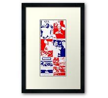 """ Familia Cuba Tobacco Cigar Co.""  Framed Print"