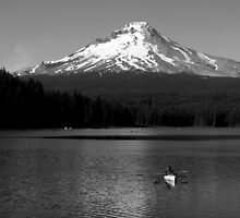 Mountain Views From The Lake ~ Part One by artisandelimage