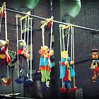 rastro puppets by Edel Montón Caño