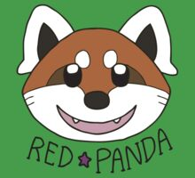 Cute Red Panda Grin by Growly