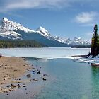 Maligne Lake, Canada (please view large) by AnnDixon