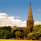 St John the Evangelist Church by Aggpup