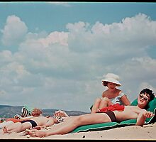 When  I'm twelve years old .Golden Beach.(Bulgaria). 1964. by Brown Sugar. Views111 .  favorited by (1) thx! by © Andrzej Goszcz,M.D. Ph.D
