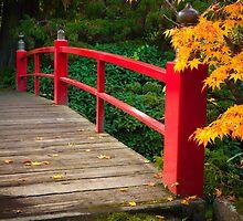 Japanese Autumn by Inge Johnsson