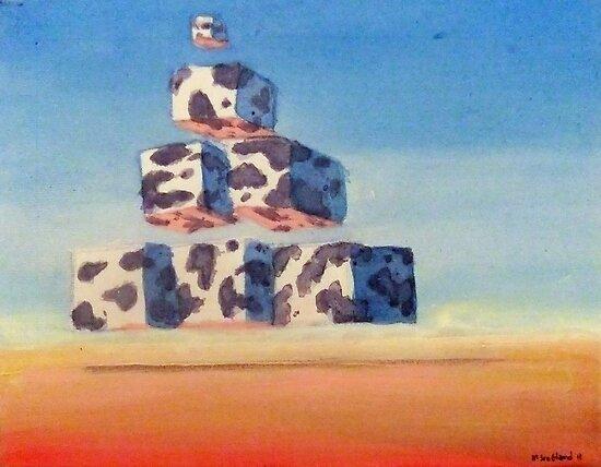 The Pyramoo by Matthew Scotland