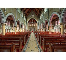 The Cathedral Church of Saints Mary & Joseph • Armidale • New South Wales Photographic Print